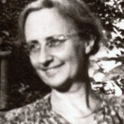 Picture to the biography of Elisabeth Schmitz